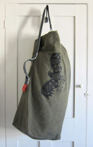Elemental Crow' reworked kit bag.