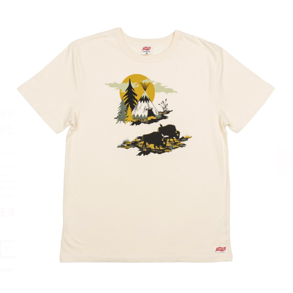 Autumn Plains t-shirt